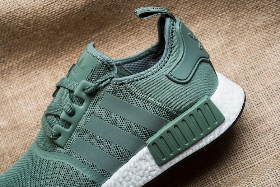 adidas nmd r1 green