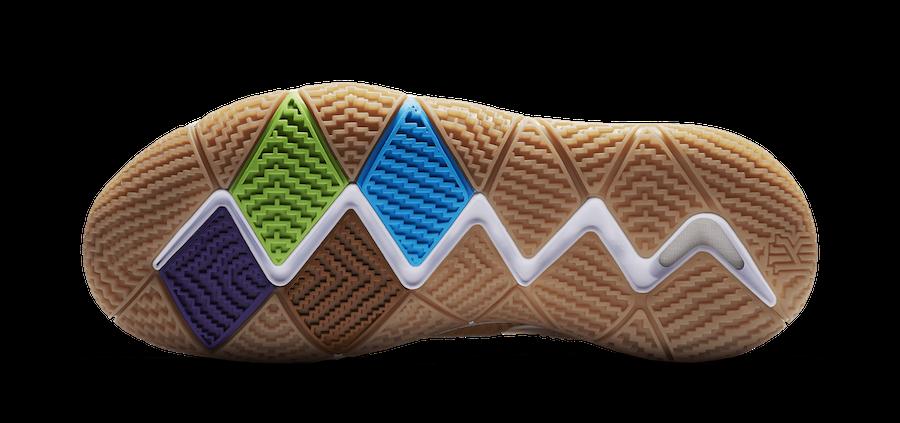 wholesale dealer ce4a4 18ade Nike Kyrie 4 Cinnamon Toast Crunch