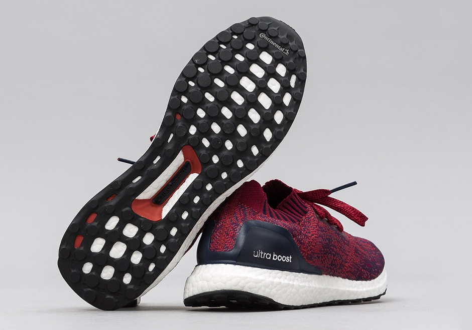 0a5aa78c1 adidas Ultra Boost Uncaged Mystery Red. Mystery Red Collegiate Burgundy-Collegiate  Navy.
