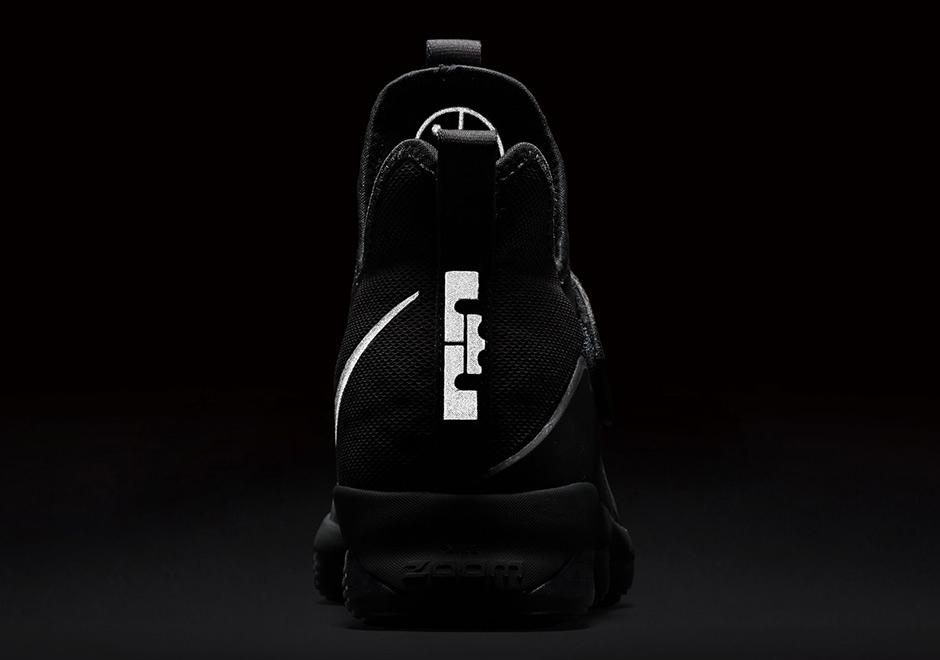 344e549f23c Nike LeBron 14 Zero Dark Thirty. Anthracite Anthracite. 852402-002.