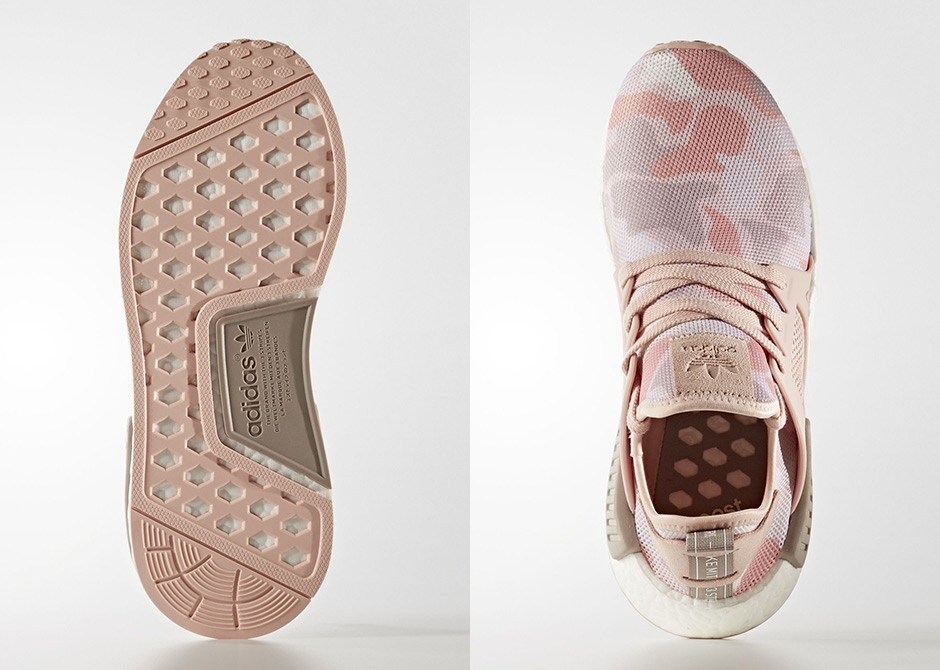 competitive price fab24 49c67 Adidas Nmd Xr1 Pink Camo