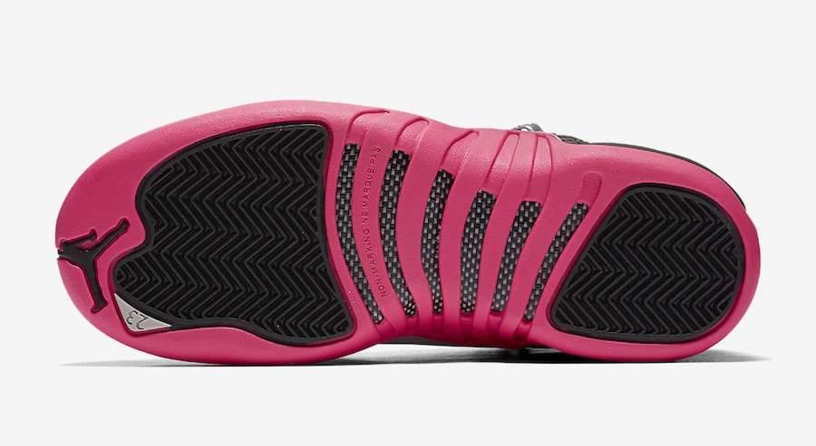 check out 39404 ba775 Air Jordan 12 GS Deadly Pink