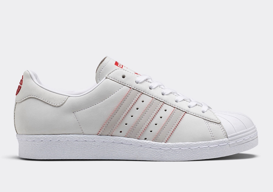 Cheap Adidas mi Superstar 80s White Cheap Adidas UK