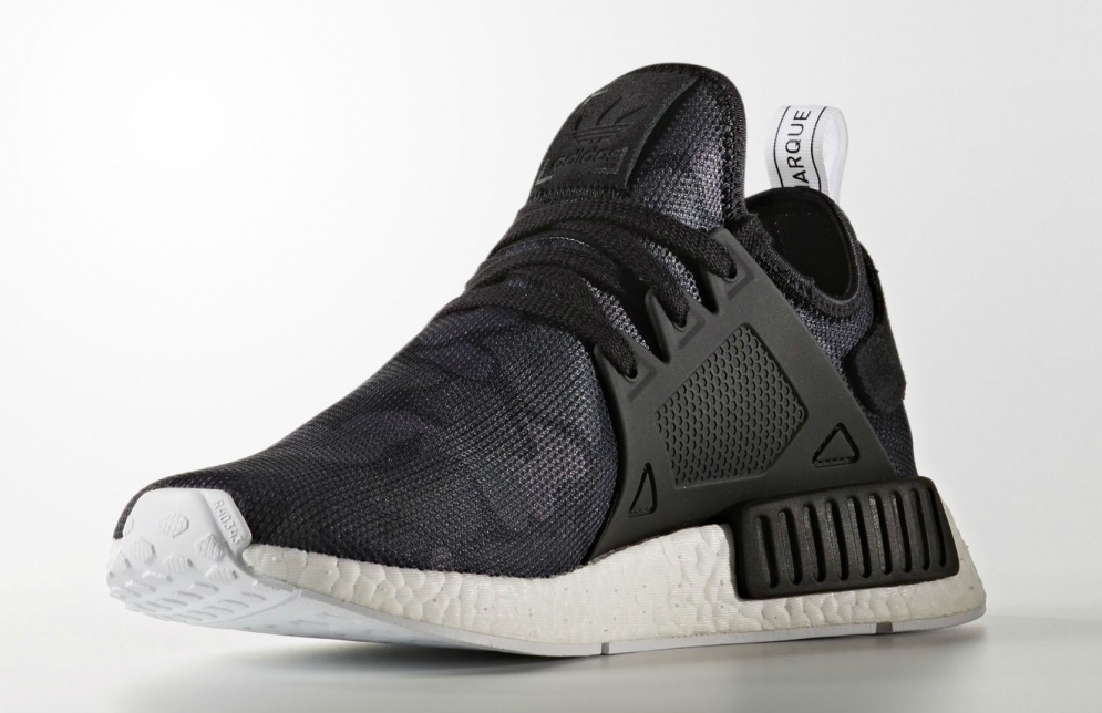 The adidas NMD XR1 will be offered in camouflage iterations next as part of  its Fall 2016 lineup. Consisting of two pairs, rendered in black and white  ...