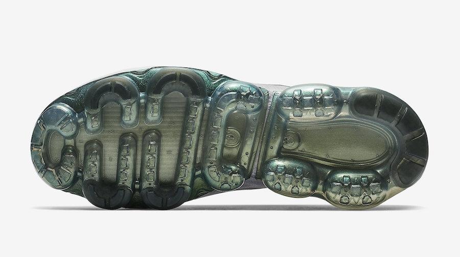 100% authentic genuine shoes the sale of shoes Nike Air Vapormax 2019 Premium White Platinum