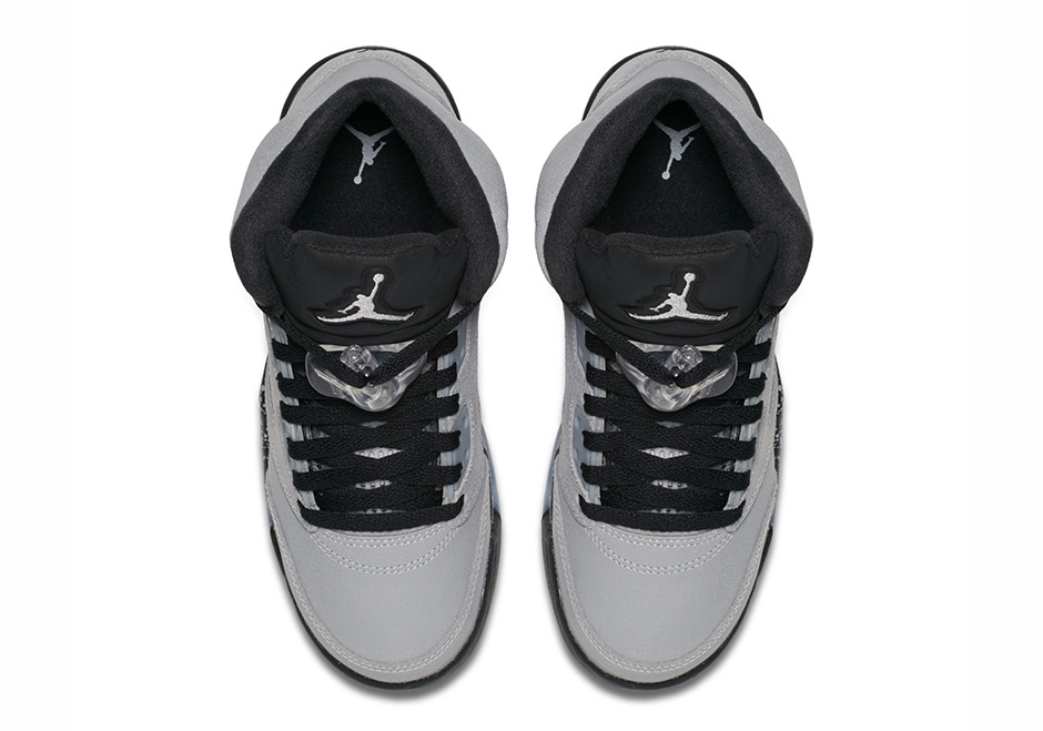 low priced 78c2c d44a0 Air Jordan 5 GS - Wolf Grey