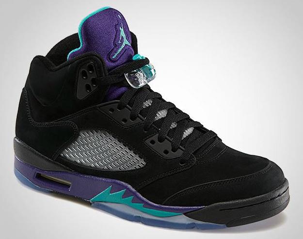 11ed632b182c BUY Air Jordan 5 - Black Grape