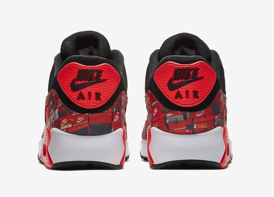 Atmos X Nike Air Max 90 We Love Nike