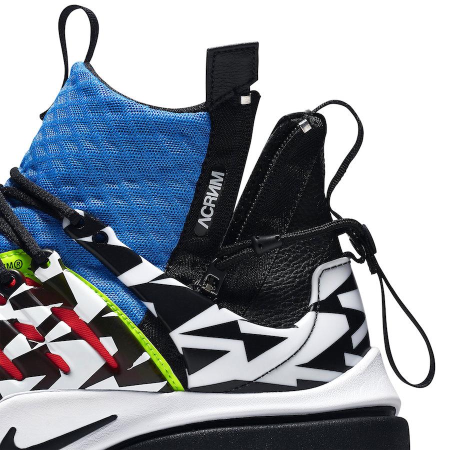 BUY Acronym X Nike Air Presto Mid