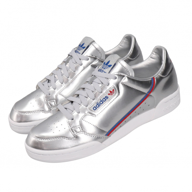BUY Adidas Continental 80 Silver