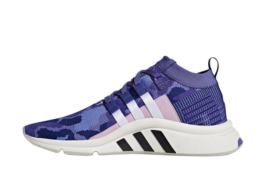 BUY Adidas EQT Support Mid ADV Purple