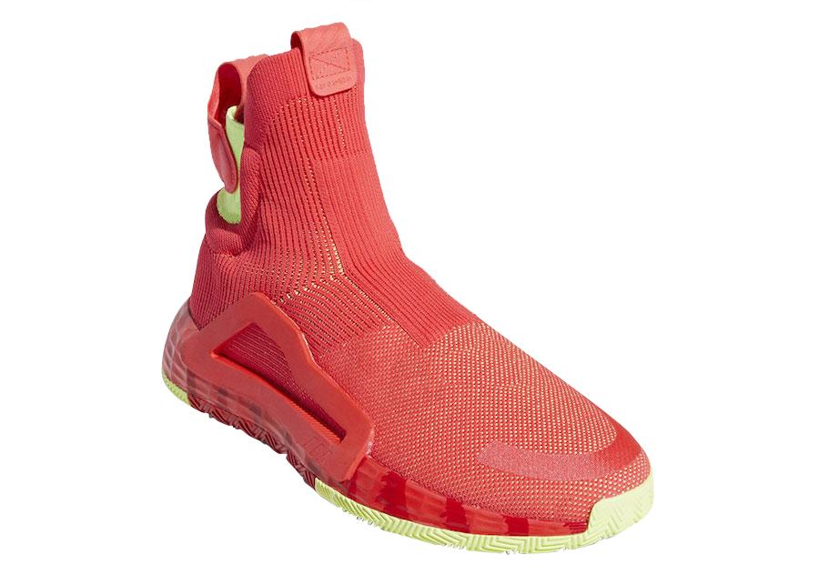 adidas N3XT L3V3L Shock Red - Jordan Depot