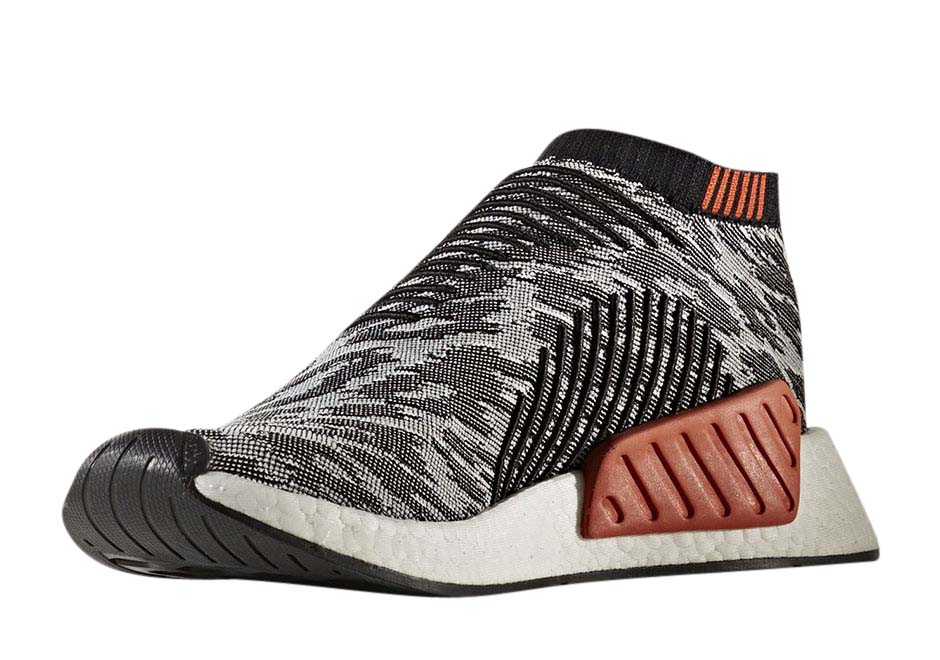 BUY Adidas NMD City Sock 2 Black White