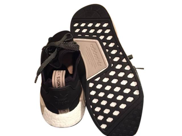 BUY Adidas NMD R1 Black Tan | Kixify