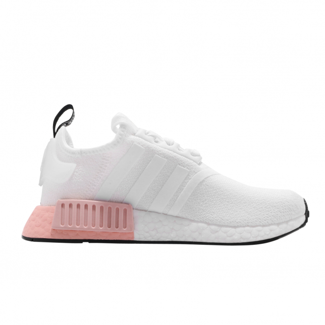nmd adidas white and pink
