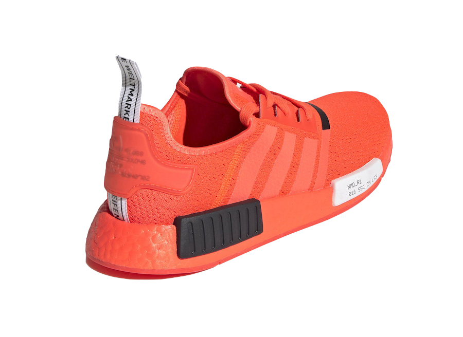 Buy Adidas Nmd R1 Solar Red Kixify Marketplace