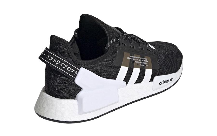 Buy Adidas Nmd R1 V2 Core Black Kixify Marketplace