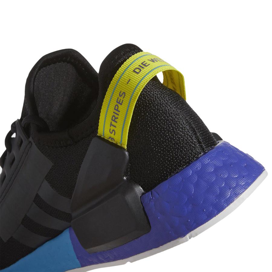 Buy Adidas Nmd R1 V2 Core Black Carbon Kixify Marketplace