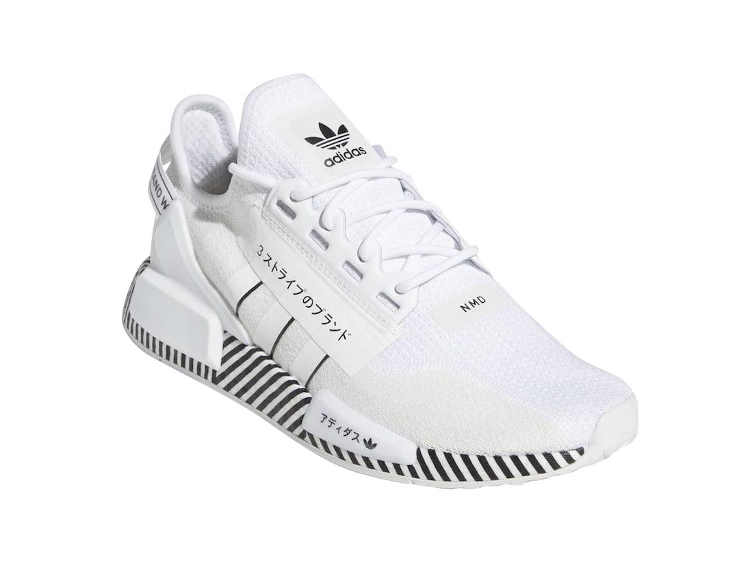 BUY Adidas NMD R1 V2 Dazzle Camo Cloud