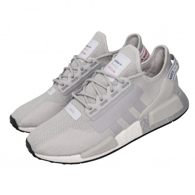 adidas NMD R1 V2 Grey Two Silver Metallic