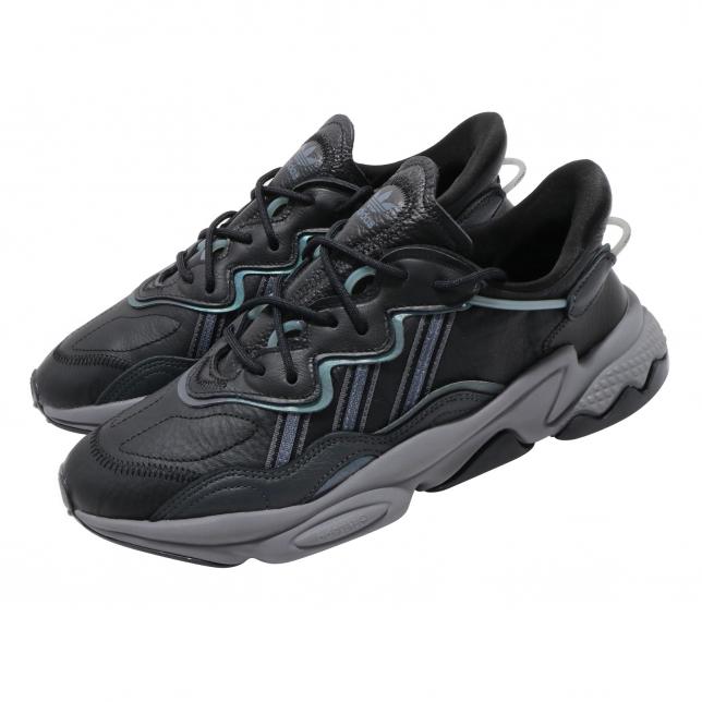 Adidas Ozweego Core Black Grey Four Onix