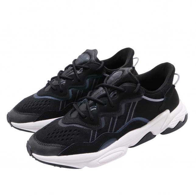 Adidas Ozweego Core Black Grey Six