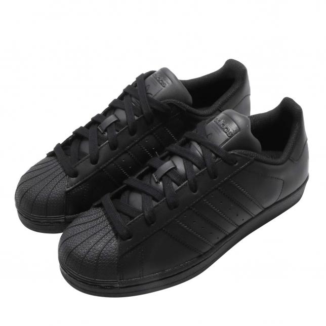 BUY Adidas Superstar Triple Black