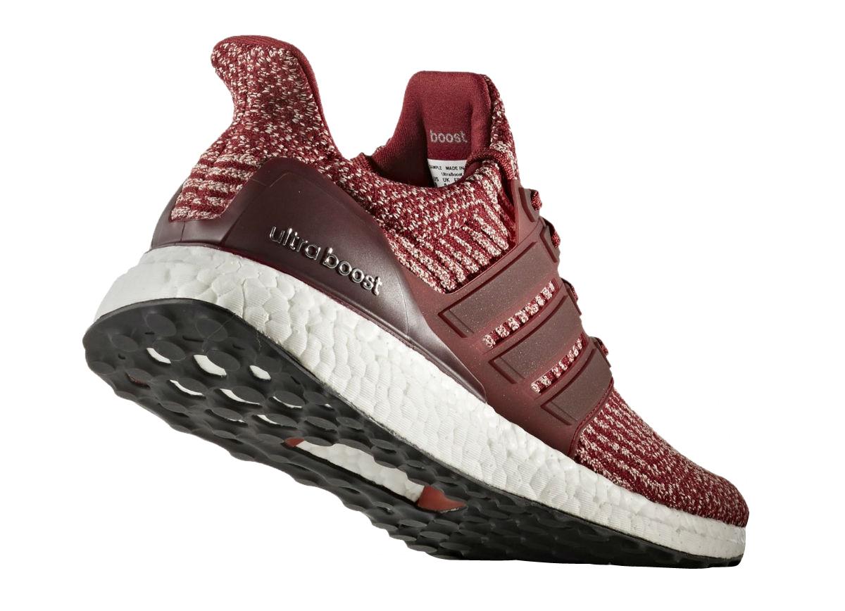 BUY Adidas Ultra Boost 3.0 Burgundy
