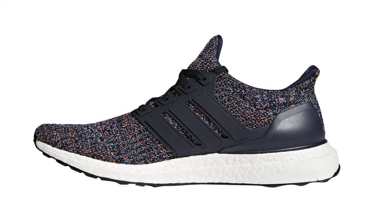Adidas Ultra Boost 4.0 Navy Multicolor