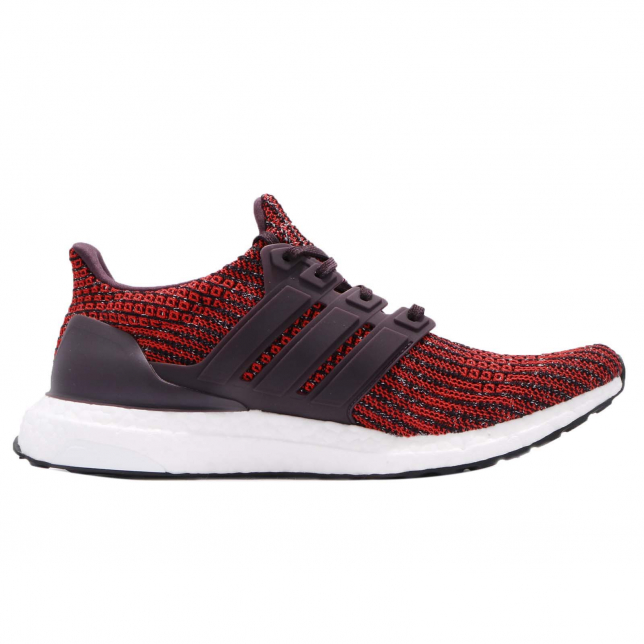 Adidas Ultra Boost 4.0 Noble Red