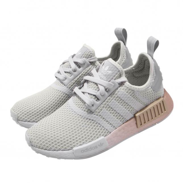 adidas WMNS NMD R1 Grey One Grey Two