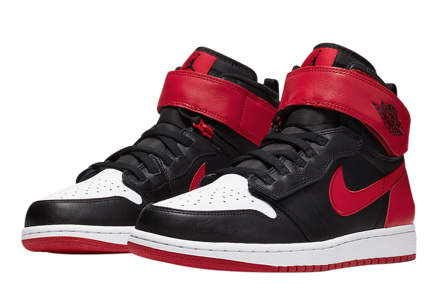 Air Jordan 1 High FlyEase Gym Red