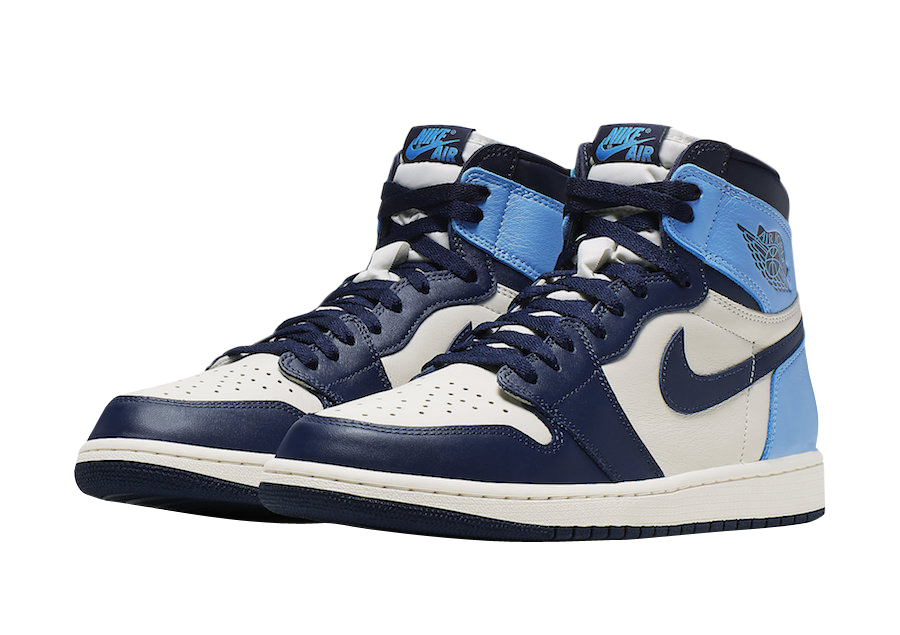 air jordan 1 high retro obsidian