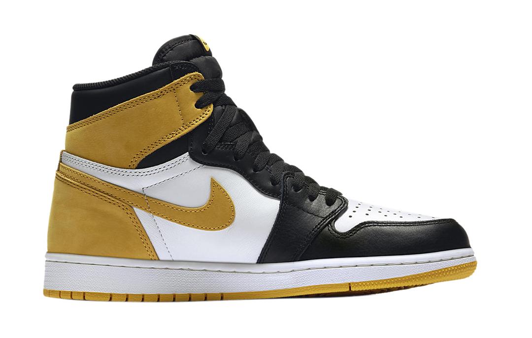 BUY Air Jordan 1 Retro High OG Yellow