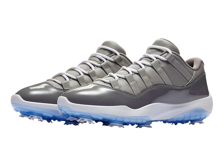 Buy Air Jordan 11 Low Golf Cool Grey Kixify Marketplace