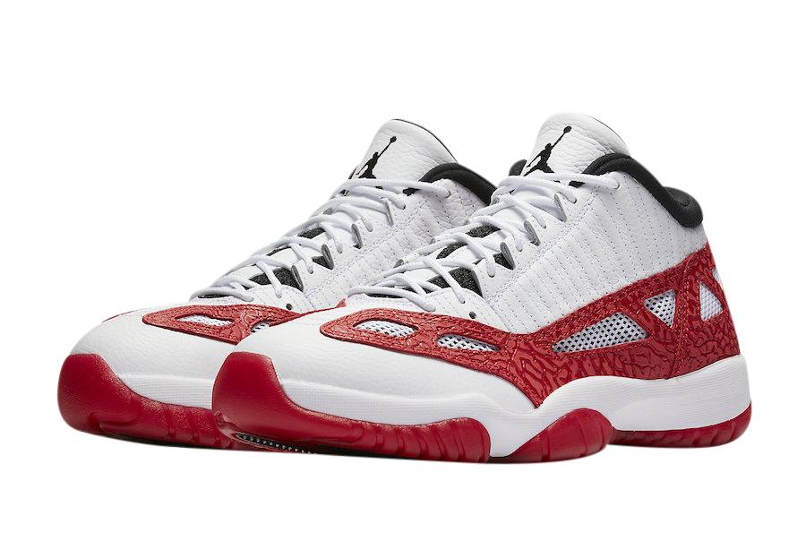BUY Air Jordan 11 Low IE Gym Red