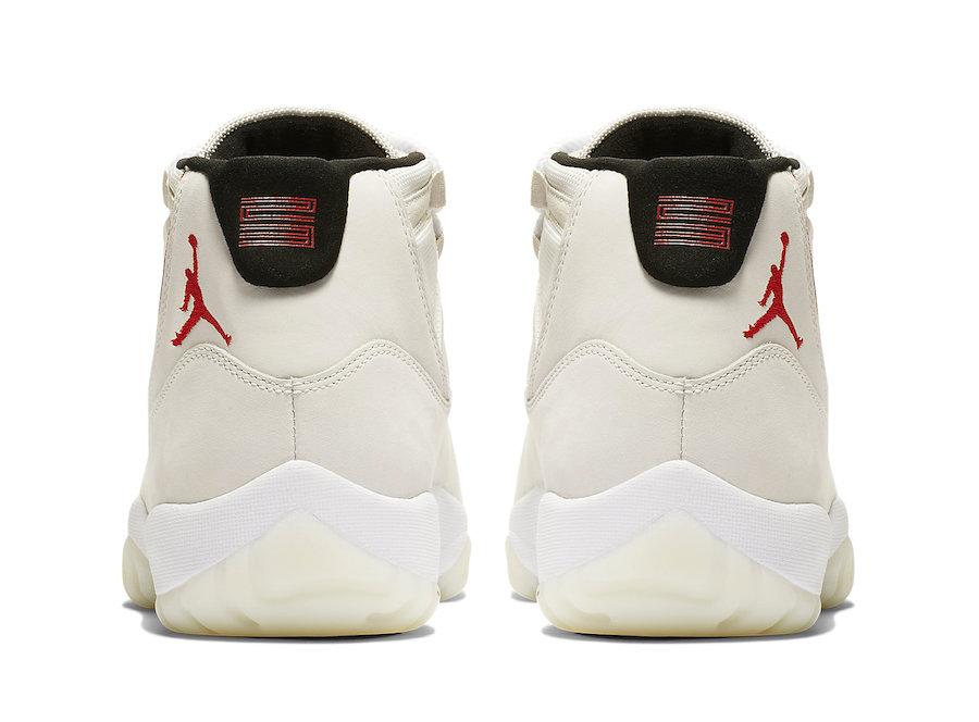 Air Jordan 11 Platinum Tint - KicksOnFire