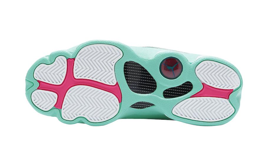 Buy Air Jordan 13 Gs Aurora Green Kixify Marketplace