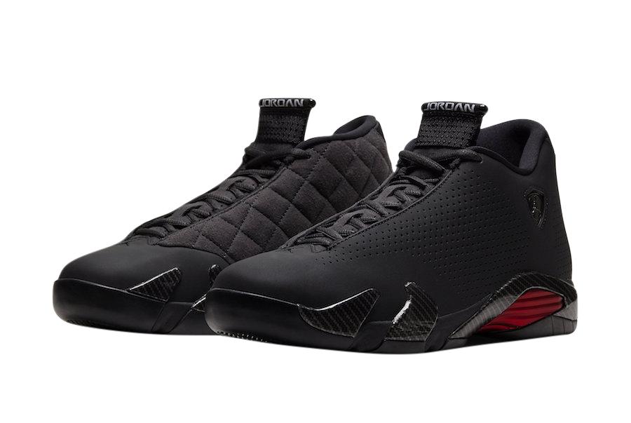 BUY Air Jordan 14 SE Black Ferrari