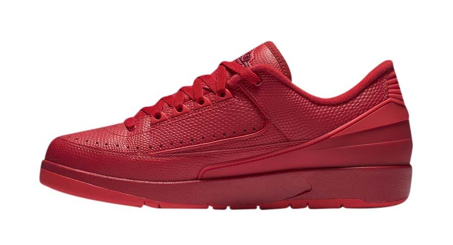 BUY Air Jordan 2 Low - Gym Red   Kixify