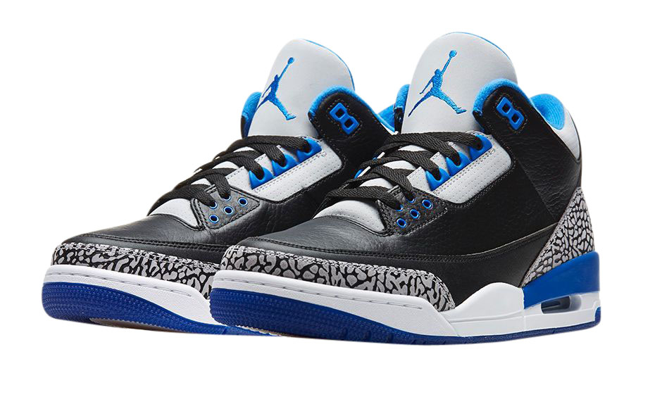 BUY Air Jordan 3 Sport Blue | Europabio