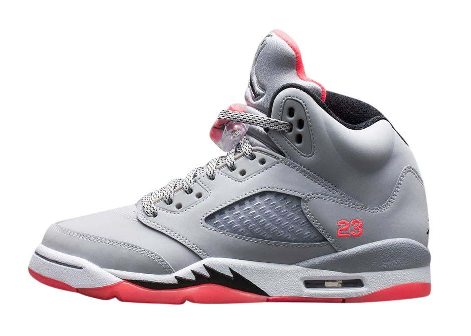 Air Jordan 5 GS Hot Lava - KicksOnFire