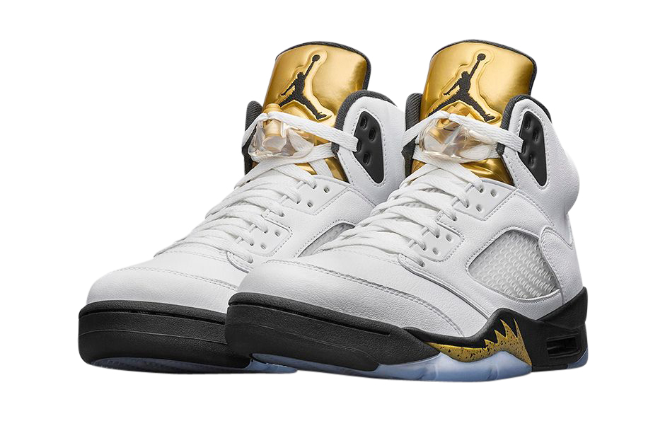 Buy Air Jordan 5 Olympic Gold Medal Kixify Marketplace