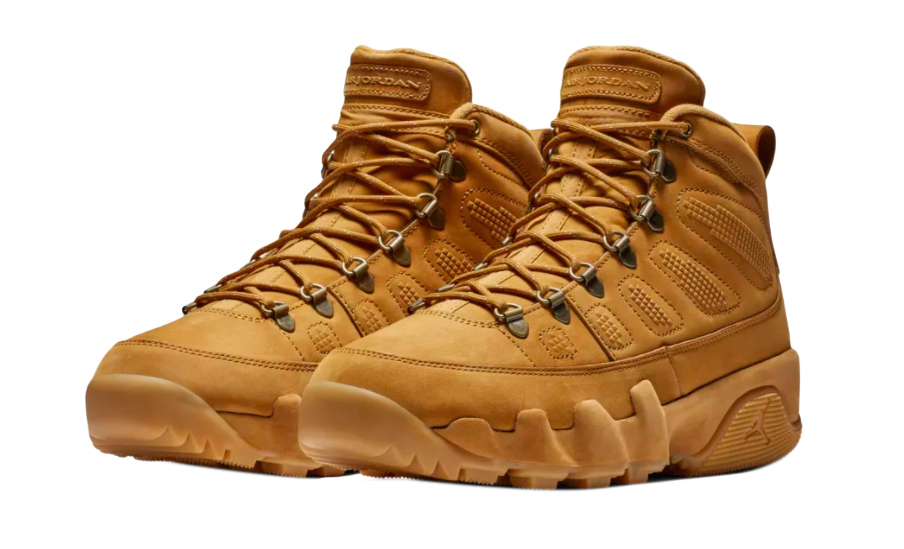 BUY Air Jordan 9 Boot Wheat | Kixify