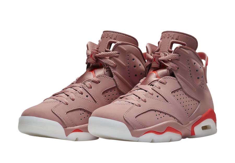 Air Jordan 6 WMNS Millennial Pink