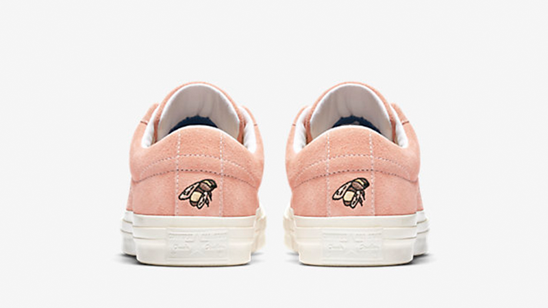f6c7f05c4d72 BUY Golf Wang X Converse One Star Peach Pearl