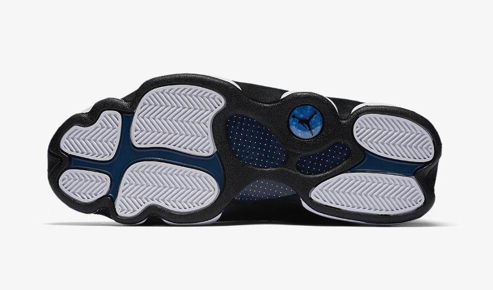 size 40 0db8c 507fb Air Jordan 13 Low Brave Blue