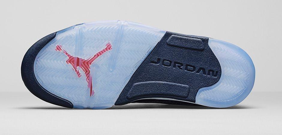 best website c9dc5 68439 Air Jordan 5 Low - Knicks. Deep Royal Blue   Team Orange ...