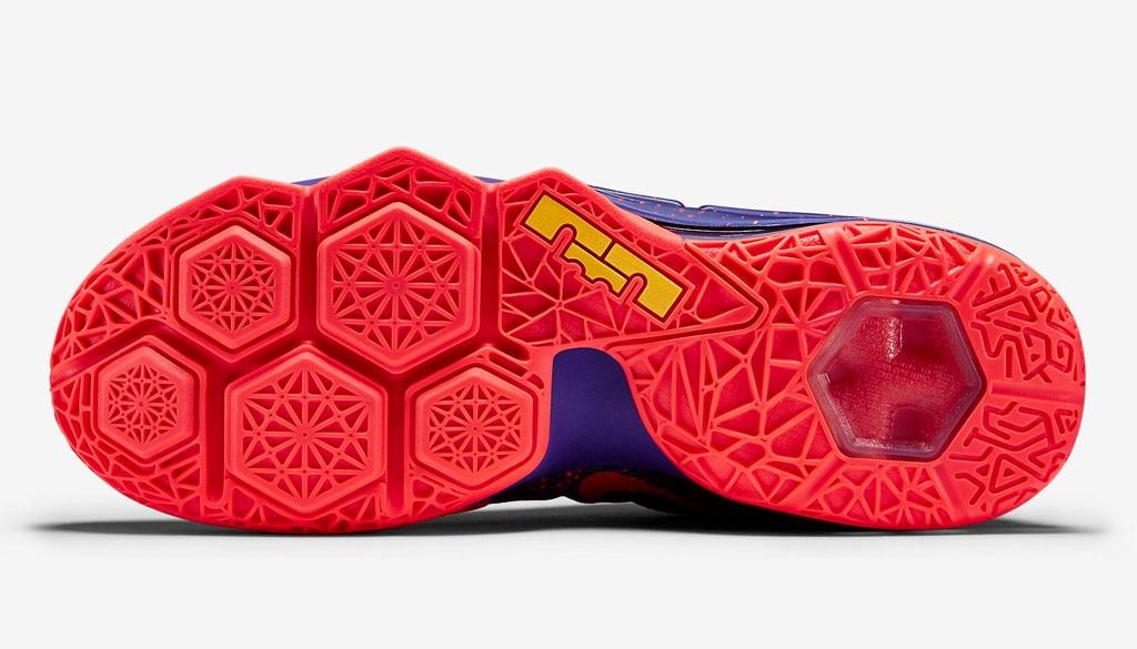 c179aff7307 BUY Nike LeBron 12 Low - Court Purple   Bright Crimson