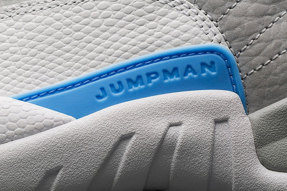 f809898c236 BUY Air Jordan 12 - Grey   University Blue